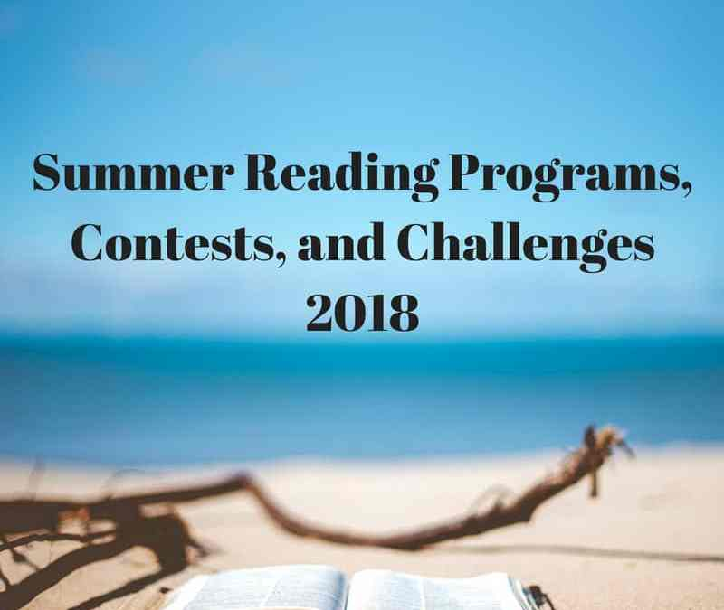 Best Summer Reading Programs, Contests, and Challenges 2018