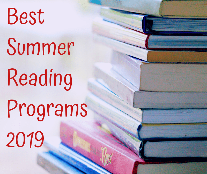 Best summer reading programs 2019