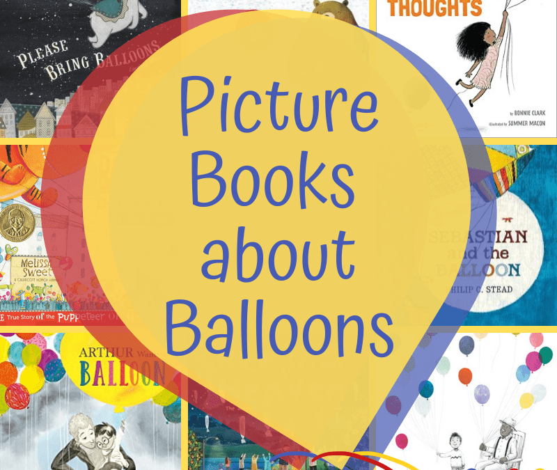 picture books about balloons