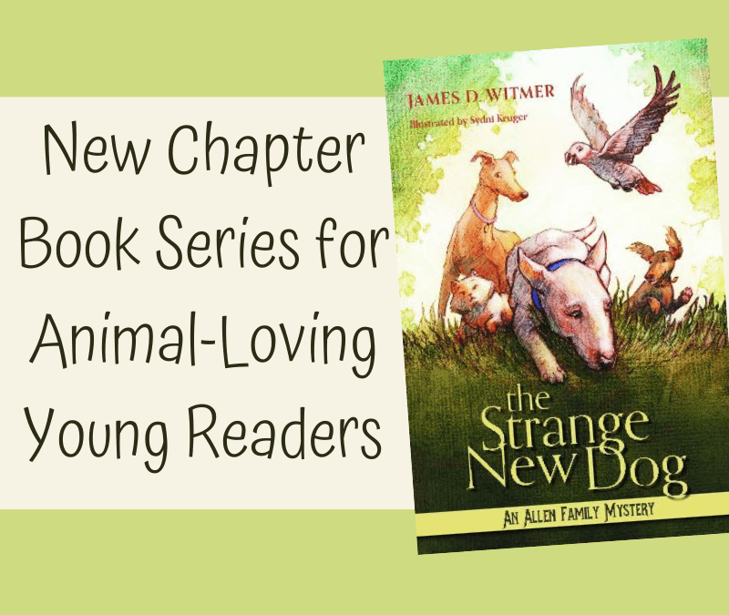 The Strange New Dog–Mystery-Solving Pets