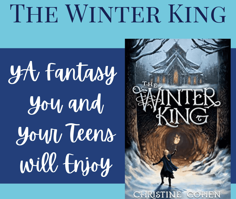 The Winter King–YA Fantasy to Enjoy with you Teens