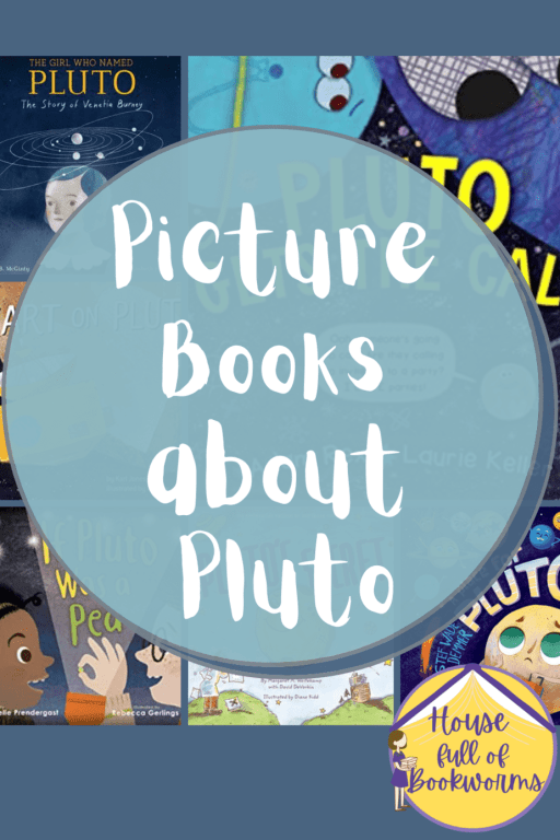 picture books about Pluto