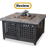 Blue Rhino Endless Summer GAD860SP Gas Fire Pit Table Review