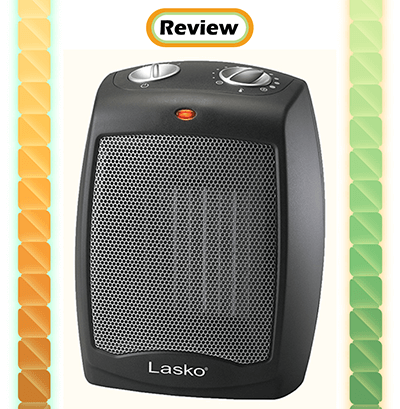 Lasko CD09250 Tabletop Ceramic Heater with Adjustable Thermostat Review