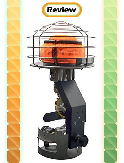 Mr.Heater 30,000 - 45,000 BTU Tank Top Heater Review