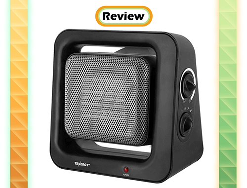 Tenergy 900W/1500W Portable Ceramic Space Heater Review