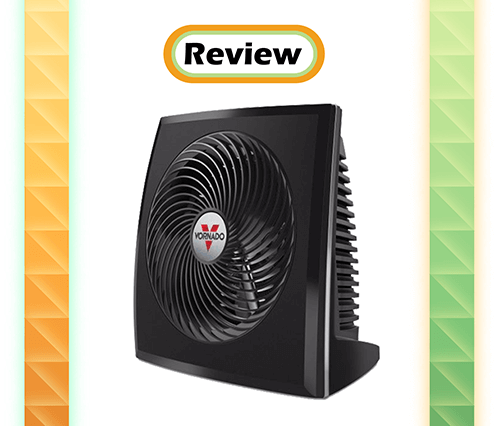 Vornado Srth Small Room Tower Heater Review