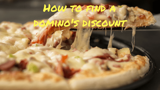 domino's vouchers
