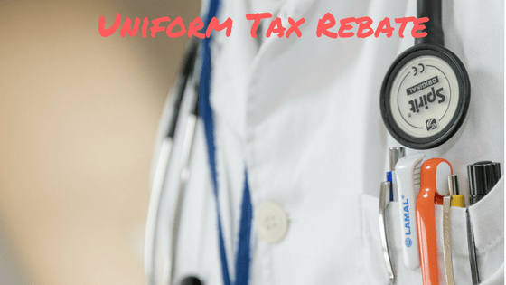 uniform tax rebate guide