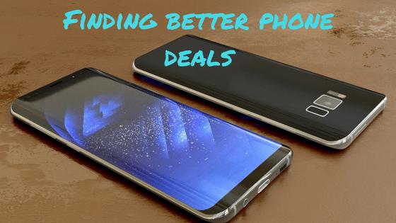 mobilephonechecker finding better phone deals