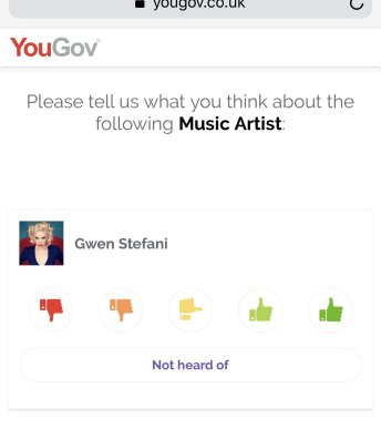 yougov mini surveys
