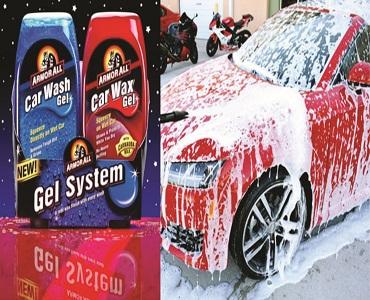 car wash gel