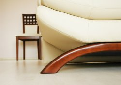 Looking after leather couches is important. Here's how we clean our leather couches