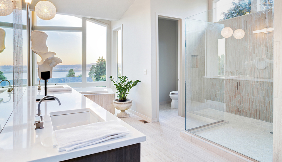 48 Best Renos For The ROI Bathroom Remodel Cost And Return Floors Enchanting Bathroom Remodel San Antonio Exterior