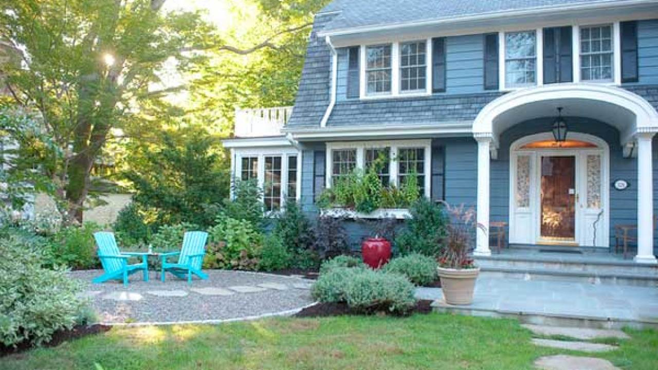 front home patio designs