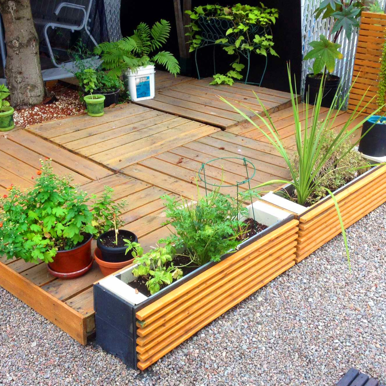 Summer Solutions for Pests, Yard Work & More | Spotlight on Easy Back Garden Ideas id=96417