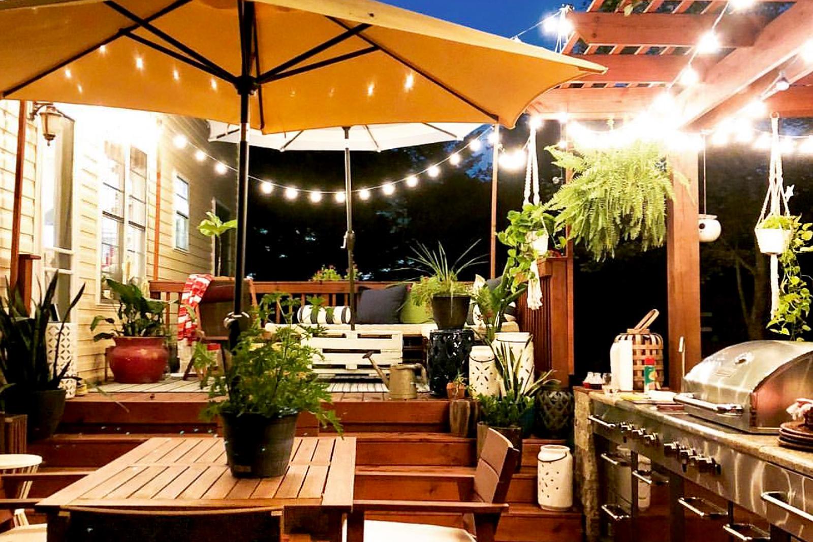 Outdoor Kitchen | Building an Outdoor Kitchen | HouseLogic on Backyard Kitchen Design id=94617