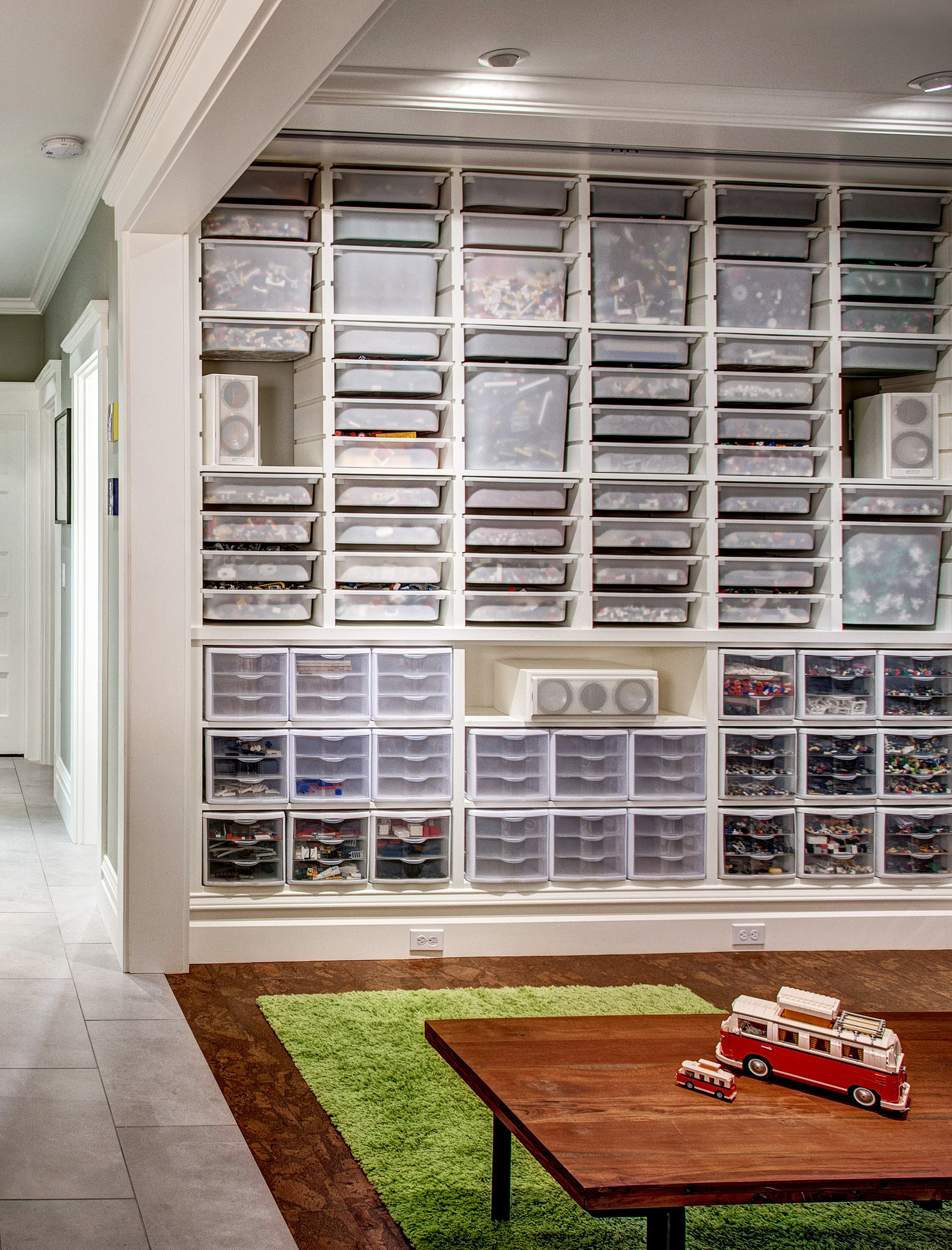 Basement Storage Ideas Attic Storage Ideas Houselogic