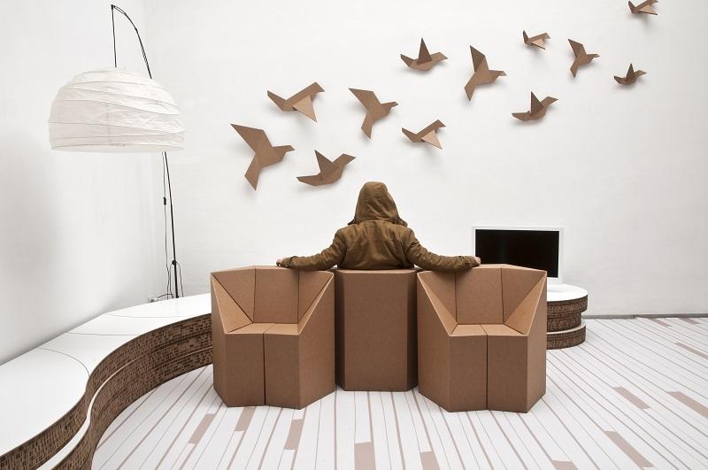 La sfida eco friendly e sostenibile di corvasce design for Articoli design casa