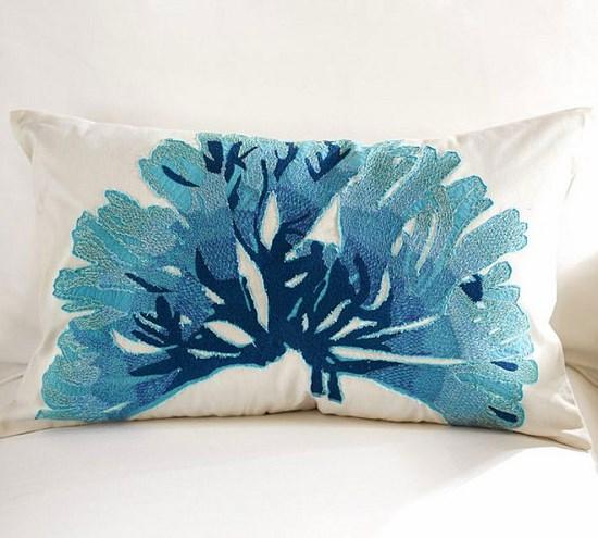 3 cuscino blu