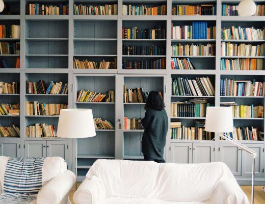 libreria casa qualche idea per organizzarla