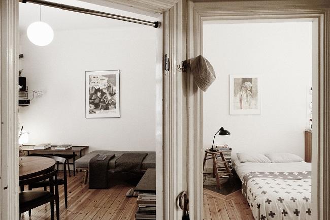casa parigi stile bohemien  (1)