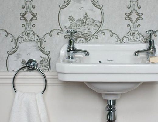Arredare la stanza da bagno in stile marinaro for Bagno stile inglese