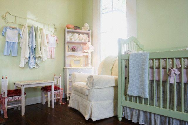 arredare cameretta neonato