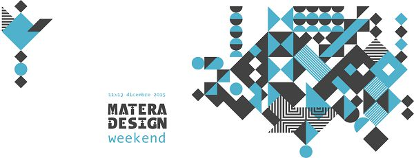 Matera Design Weekend logo