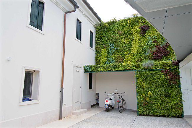 Sundar Italia_giardino verticale out facciata