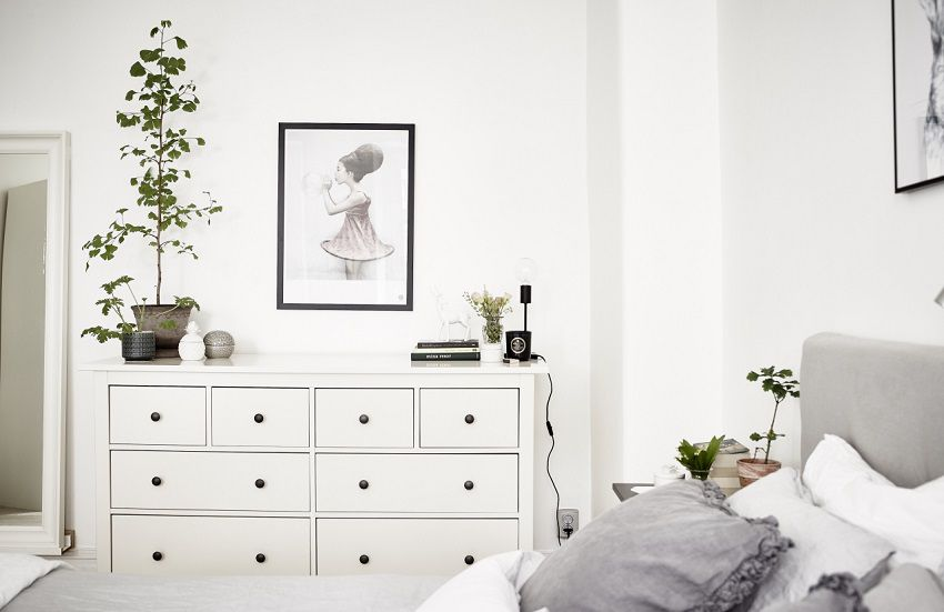 Piante e fiori in camera da letto ecco perch s house mag for Camera da letto total white