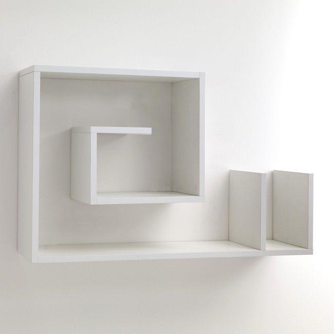 Arreda casa con le mensole di design house mag - Portaoggetti da parete ikea ...