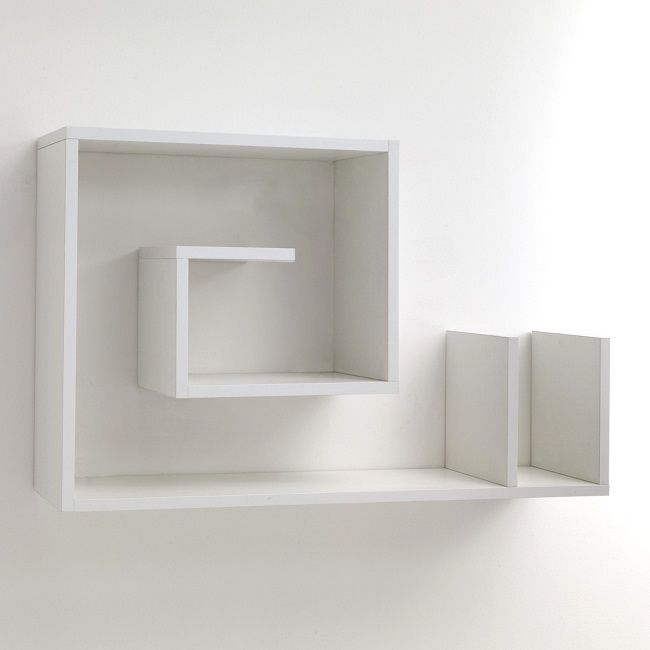 Arreda casa con le mensole di design house mag - Mensole da parete design ...