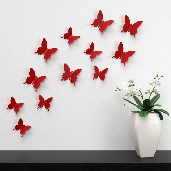 decorazioni carta pareti casa 1