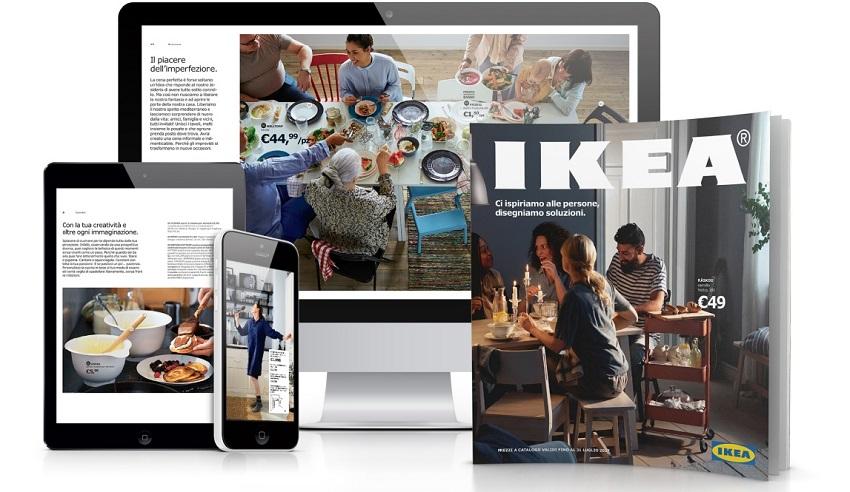 Dal 29 agosto la nuova app ikea disponibile per il for Programma ikea per arredare download