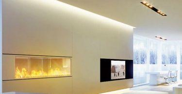 mesretail strisce led living