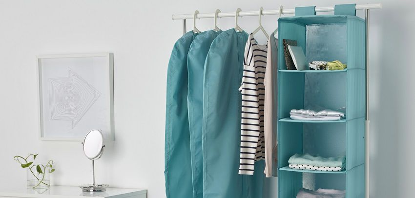 Il cambio di stagione diventa molto pi facile con ikea for Ikea scatole per armadi