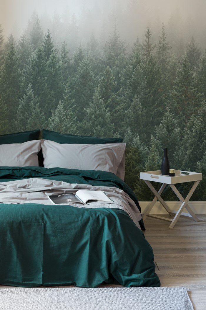 murals-wallpaper-crisp-pines