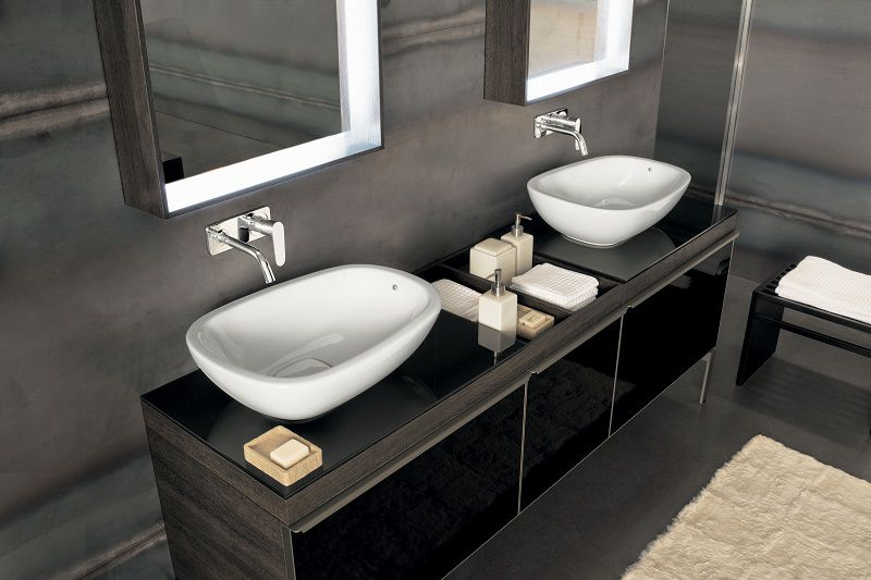 rinnova il tuo bagno moderno con le tendenze arredo 2017/2018 - Piastrelle X Bagni Moderni