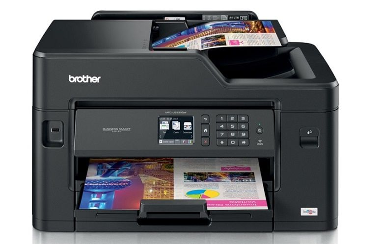 Brother MFC-J5330DW Stampante multifunzione inkjet 4 in 1