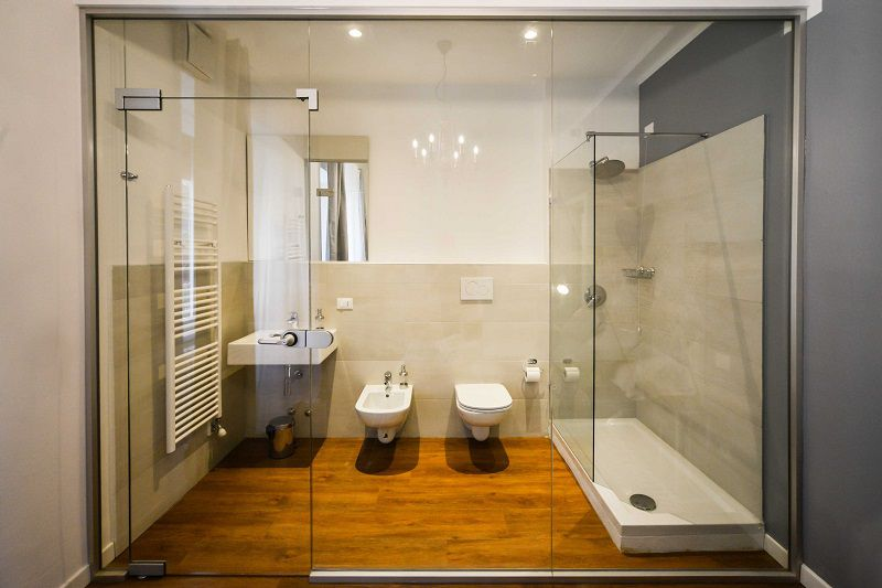 bagno vetrato binario12