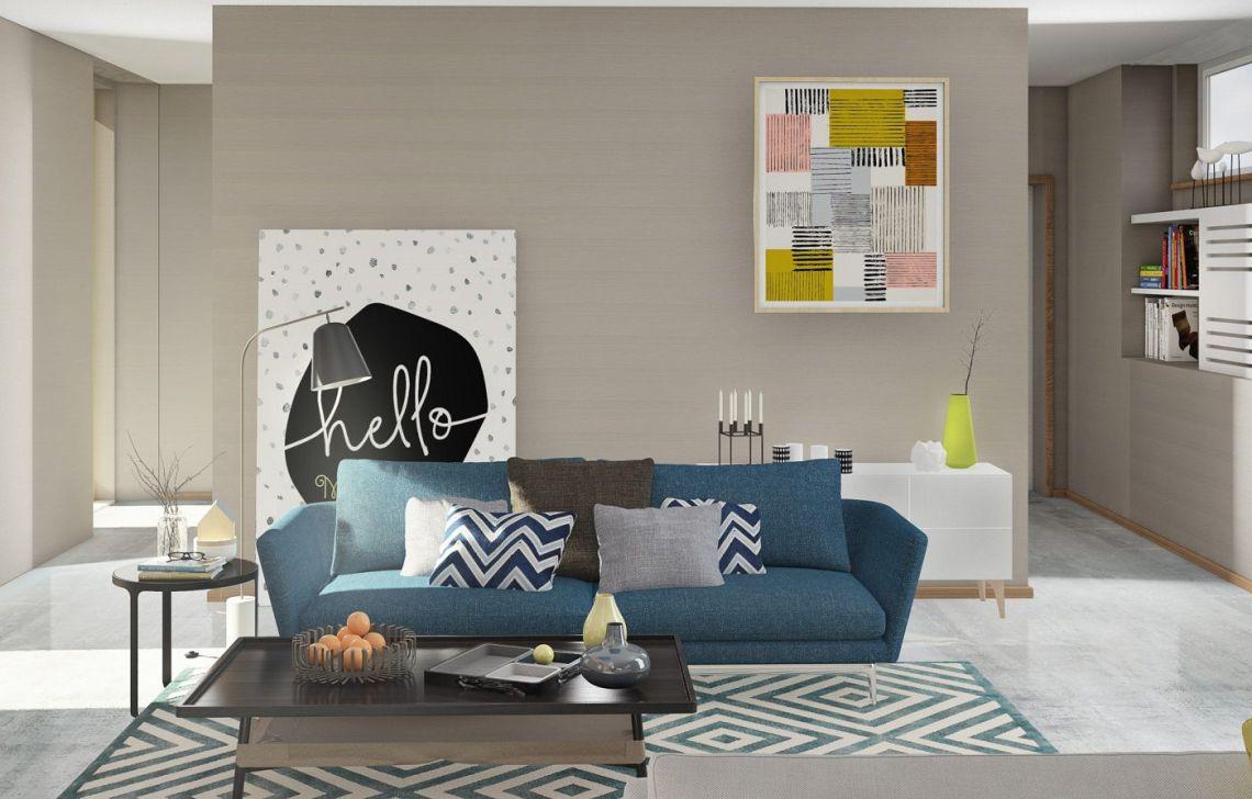 4 idee facili da applicare per rinnovare la casa in poco tempo for Rinnovare casa idee