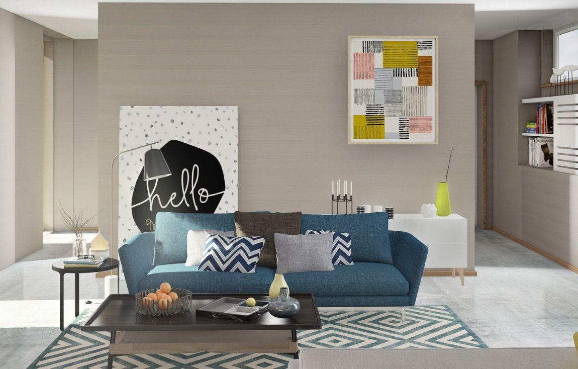4 idee facili da applicare per rinnovare la casa in poco tempo