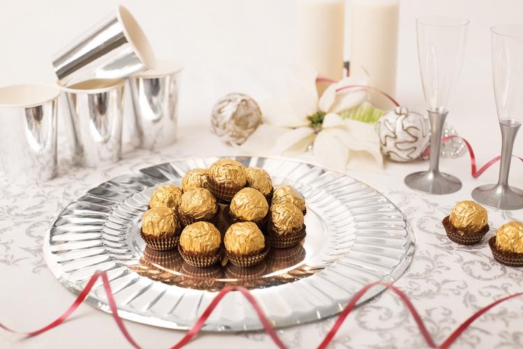 Fancy Christmas tavola di Natale