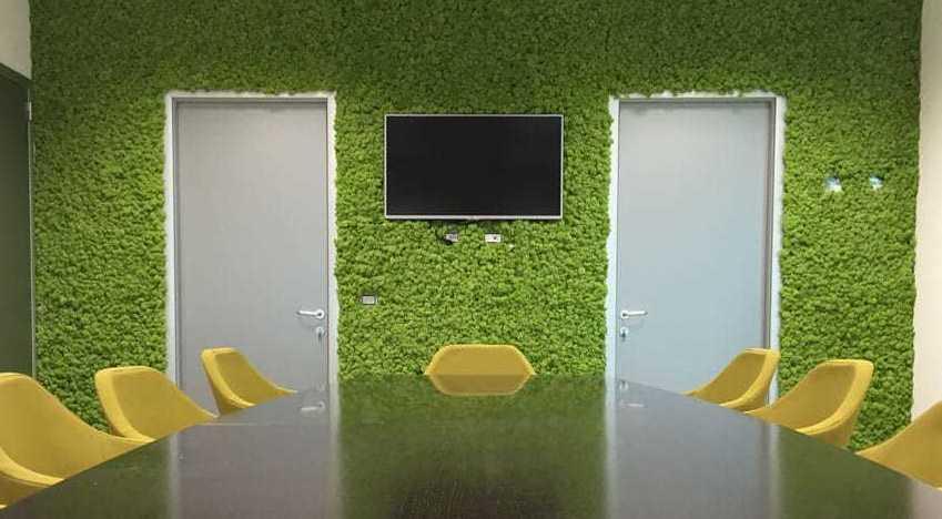 Uffico Verde Stabilizzato Green Habitat