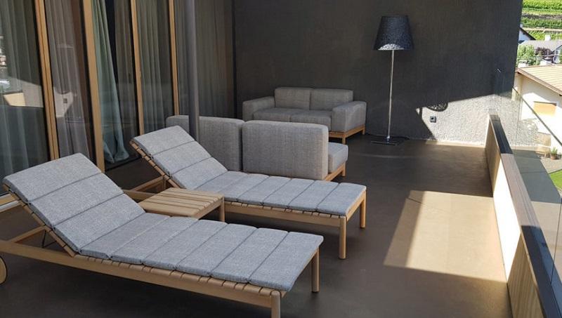 Lettini per il relax by Varaschin