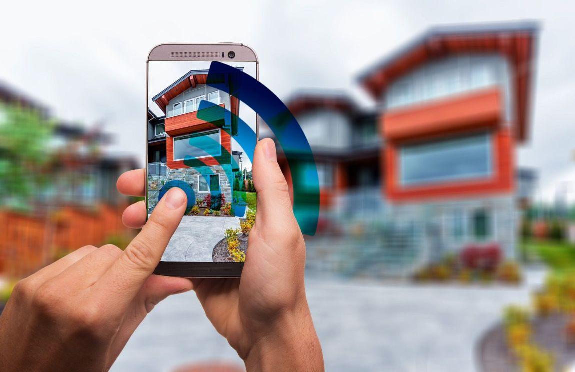 smart home casa intelligente domotica