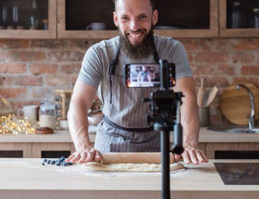 cucina food blogger