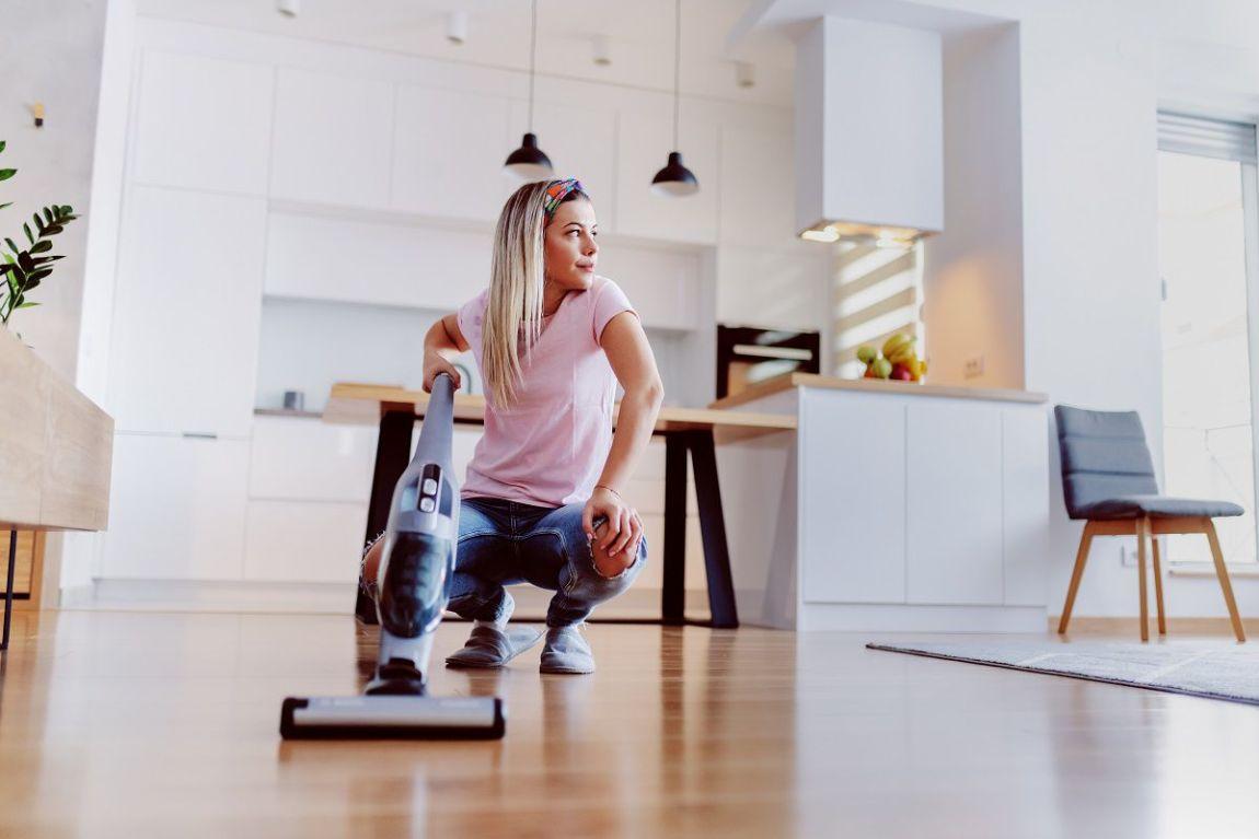 pulizie casa scopa a vapore vantaggi
