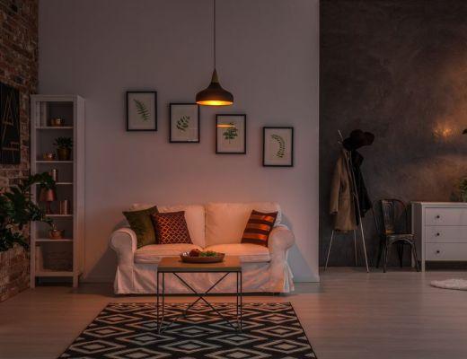 Illuminazione interni casa